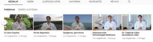 Dr. Czigléczki Gábor Youtube csatornája