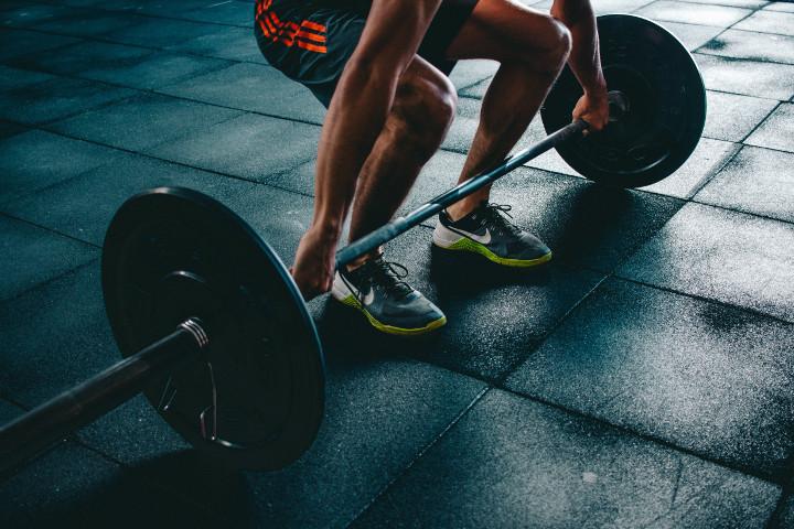 edzés súlyemelés