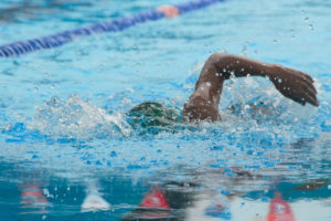 aerob mozgás úszás