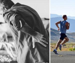futás gerincbetegségek és fájdalmak esetén